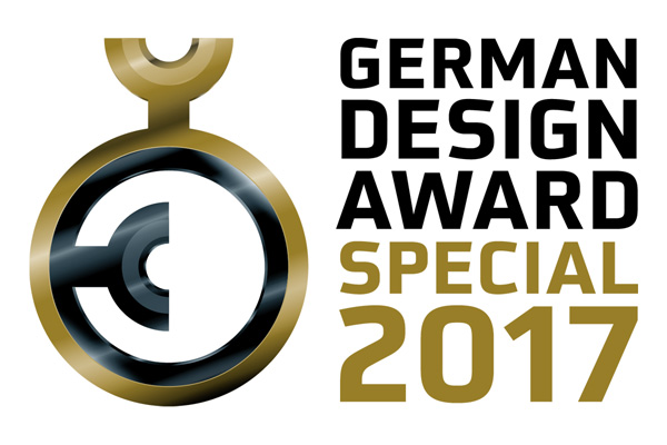 GERMAN DESIGN AWARD 受賞